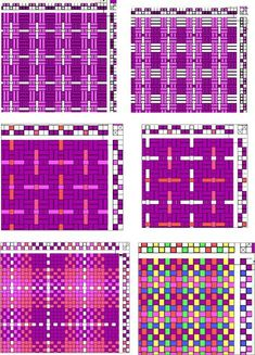 http://img86.imageshack.us/img86/1935/2cadres4jf6.jpg   #weaving #rigidheddle #fibrearts