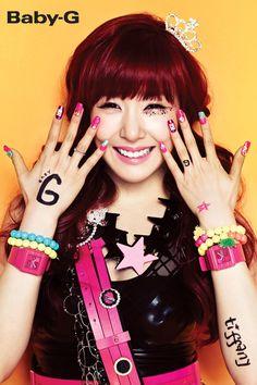 Tiffany SNSD ★ Girl Generation - Baby G