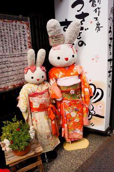 Kimono Bunnies (by Vitamin S Chronicle)