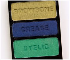 Wet 'n' Wild Earth Looks Small From Down Here Eyeshadow Trio Review, Photos, Swatches