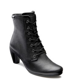 Sculptured 65 High Bootie   Women's Dress Shoes   ECCO USA