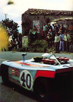 1970 Targa Florio, Porsche 908/3