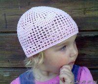 NÁVODY HÁČKOVÁNÍ Crochet Summer Hats, Crochet For Kids, Crochet Hats, Girl With Hat, Baby Hats, Diy And Crafts, Baseball Hats, Knitting, Accessories