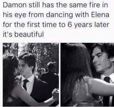 Vampire Diaries is such a passionate show. The actors really bring their characters to life. Vampire Diaries Damon, Vampire Diaries Quotes, Vampire Diaries The Originals, Delena, Tvd Quotes, Vampier Diaries, Tv Show Music, Original Vampire, Mystic Falls