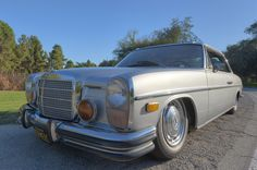 1972 Mercedes 250C (OG - Los Angeles)