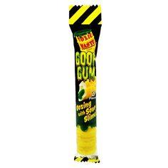 Купить Жевательная резинка Goop Gum Toxic Waste 43,5 гр — цена доставка магазин Сладкая страсть Москва Energy Drinks, Slime, Canning, Home Canning, Conservation