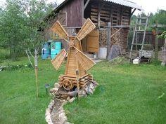 декоративная мельница из дерева: 13 тыс изображений найдено в Яндекс.Картинках