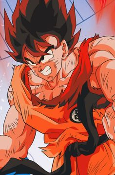#dragonballz wallpapers | Goku Gravity Training | http://www.fabuloussavers.com/dragon-ball-z-wallpapers.shtml