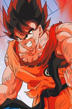 #dragonballz wallpapers | Goku Gravity Training | http://www.fabuloussavers.com/dragon-ball-z-wallpapers.shtml