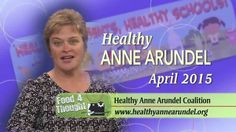 Food 4 Thought: Healthy Anne Arundel PSA