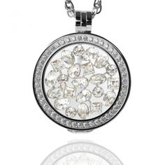 Ice girls finish first. Carlo Biagi Coins are interchangeable and come in an assortment of patterns and colors. This one is made with genuine Swarovski crystal!