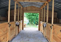BARNS - Page 2 - The Photo/Video Gallery - Lil Beginnings Miniature Horse Talk Forums - Page 2