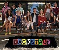 Backstage Cast