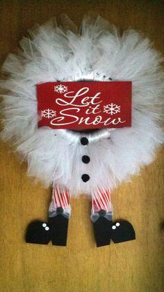 snowman love!
