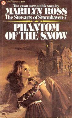 Marilyn Ross: Phantom of the Snow