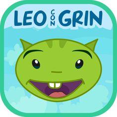 """La aplicación """"Leo con Grin""""es una pantalla interactiva que engloba30 lecciones con juegos para aprender a leer, comenzando por las vocales y siguiendo con el resto de letras del abecedario…"""