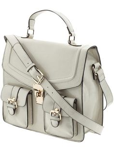 Classic satchel to wear with everything