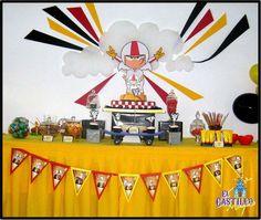 Kick Buttowski Birthday Party Ideas   Photo 1 of 12
