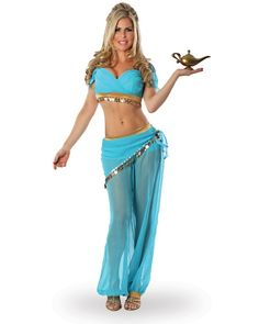 Sexy Arabian Nights Belly Dancer Costume for Women | Halloween Costumes  sc 1 st  Pinterest & 10 Sexy AF Halloween Costumes For All The Single Ladies | Pinterest ...