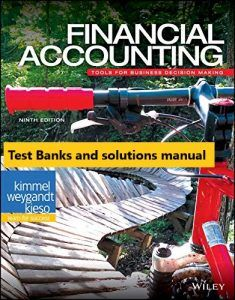 Pin On Test Bank And Solution Manual