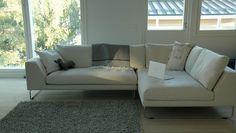 Adea Band sofa - my favorite sofa! Sofas, Armchairs, Wood Design, Scandinavian Style, Love Seat, Sweet Home, Minimalist, Couch, Living Room