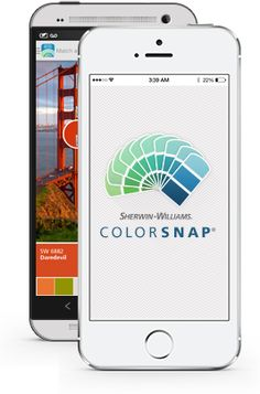 Paint Color Matching App: ColorSnap® Paint Color App - Sherwin-Williams