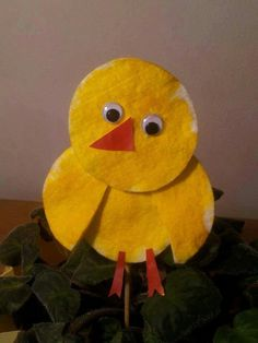 paper magic craft for kıds « Preschool and Homeschool Color Paper Crafts, Paper Crafts For Kids, Magic Crafts, Paper Cones, Paper Magic, Art Activities, Rubber Duck, Kids House, Pikachu