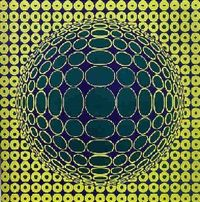 TUZ-2-2 by Victor Vasarely