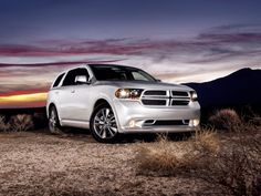 Go #Offroad with #Dodge #Durango RT