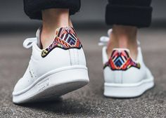 Adidas Stan Smith W White 'Passinho'