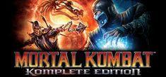 Mortal Kombat Komplete Edition en Steam