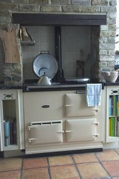 aga  Yes I want one! but you don't usually find a second hand one around here