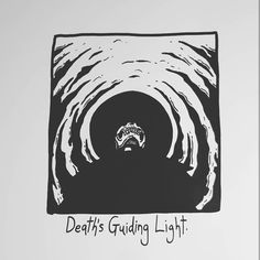 "18.3k Likes, 69 Comments - Matt Bailey (@baileyillustration) on Instagram: ""Death's Guiding Light. Yeah, this'll be a shirt."""