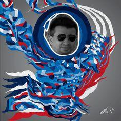 Leo Messi, Sergio Aguero, Sergio Ramos, Robin Van Persie e... io! Carica anche tu la tua foto ed entra nel Team Pepsi!