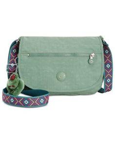 e58add6092db0 Kipling Edmund Medium Crossbody   Reviews - Handbags   Accessories - Macy s