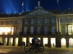 Santiago De Compostela @ night