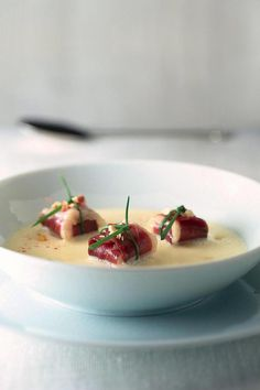 Private Chef, Culinary Arts, Food Plating, Fine Dining, Entrees, Panna Cotta, Food And Drink, Cooking Recipes, Sandwiches