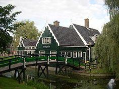Zaanse Schans  (Netherlands) - Wikipedia