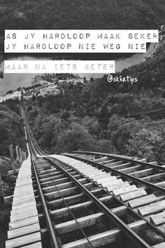 Life is one big roller coaster ride. Biggest Roller Coaster, Blur Photography, Afrikaanse Quotes, Favim, Life Is Like, Railroad Tracks, Adventure Time, Qoutes, Life Quotes