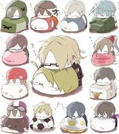 Haikyuu, Chibi, Fandoms, Kawaii, Manga, Drawings, Illustration, Anime, Character