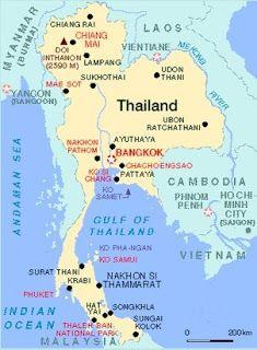 Kerry B. Collison Asia News: Malaysia, Thailand Agree to Build Border Wall Amid...