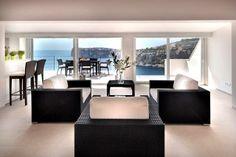 ▷ Immobilien Mallorca - Moderne Luxus-Villa in Puerto Andratx mit Traummeerblick | Immobilien - Detailsuche - Ferienwohnung auf Mallorca mieten
