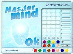 Vence a esta máquina adivinando un patrón de 4 colores. http://mundobanana.com/Mas.ter-mind-10003227.html