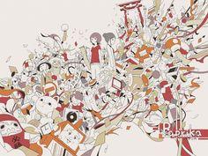 Paprika by Hebitsukai