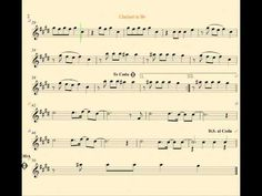 Radioactive - Imagine Dragons - Clarinet - Sheet Music, Chords and Vocals
