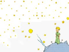Le Petite Prince Wallpaper by ~Pureeyed on deviantART