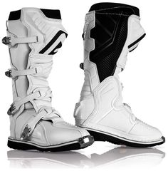Acerbis X-Pro V. Motorcycle Boots, Steel Toe, Calves, Air Jordans, Sneakers Nike, Stylish, Dirt Bikes, Leather, Motocross