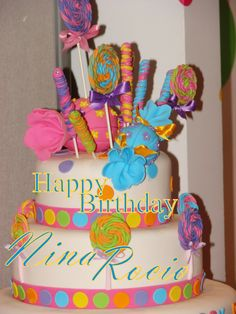 candy themed birthday party | Delightful Events by Mariela Jane: Candy Theme First Birthday