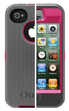 Otter Box iPhone Case - recommend due too it's INDESTRUCTIBILITY!