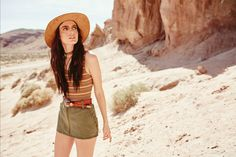 Styling Story: Desert Drifter | Free People Blog #freepeople